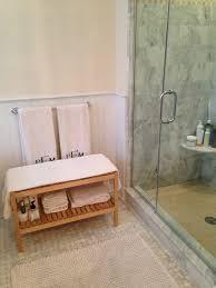 Bathroom Bench Ideas How A Ikea Bathroom Bench Cured My Skin Bathroom