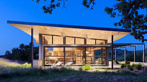 100 California Contemporary Architecture Caterpillar House Sustainable LEED Certified Contemporary Ranch