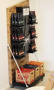 Montdordk Creative Agency Jacob Bjerring On Behance Retail Display For Lottrup Beer
