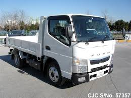2017 Mitsubishi Canter Truck For Sale | Stock No. 57357 | Japanese ...