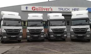 Gullivers Truck Hire On Twitter: