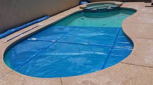 Picture Of Make Your Own Swimming Pool Blanket Winder