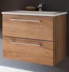 bad möbel badezimmer set trüffel eiche 3 tlg waschtisch mit