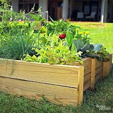 greenes fence raised garden bed home depot grow your own raised