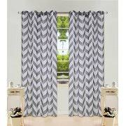 Navy Blue Chevron Curtains Walmart by Chevron Curtains