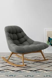 100 Comfy Rocking Chairs Chair In Marl Grey Wool Kolton In 2019 Everything