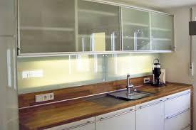 küche glas küchenstudio federl