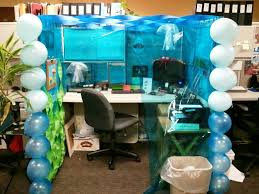 cubicle decoration themes in office all home ideas and decor