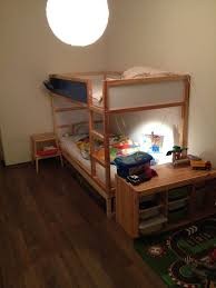 Kura Bed Weight Limit by Kura Bed With Climbing Wall Ikea Hackers Amazing Bunk Photo