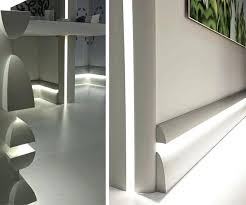 baseboard lighting industrial lighting fixtures with black