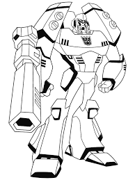 Coloriages Coloriage à Imprimer Transformers Frhellokidscom