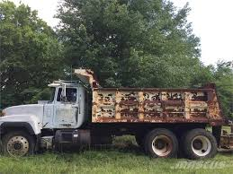 Mack RD690S For Sale Gadsden, Alabama , Year: 1992 | Used Mack ... Used 2004 Intertional 4300 Flatbed Dump Truck For Sale In Al 3238 Truckingdepot 95 Ford F350 4x4 Dump Truck Restoration Youtube Home Beauroc Trucks For Sale N Trailer Magazine Bobby Park And Equipment Inc Tuscaloosa New And Used 3 Advantages To Buying Landscaper Neely Coble Company Nashville Tennessee Peterbilt Custom 389 Tri Axle Dump Custom Rogers Manufacturing Bodies M929a1 6x6 5 Ton Military Vehicle Am General Army