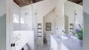 moderne badezimmer dachschräge ideen haus ideen