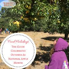 Oak Glen Pumpkin Patch Address by Food Holidays The Guide Celebrates October As National Apple