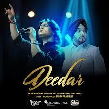 Deedar a song by Shafqat Amanat Ali Northern Lights on Spotify