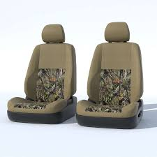 Camouflage Waterproof Endura Seat Covers - Precision Fit