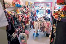 Kids consignment shops and thrift stores in New York City