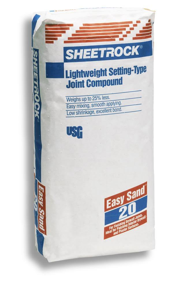 Sheetrock Lightweight Joint Compound - 18lbs