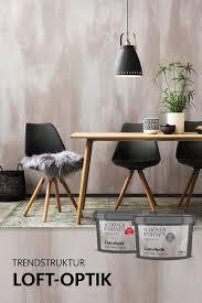 trendstruktur loft optik wohnzimmer einrichten schöner