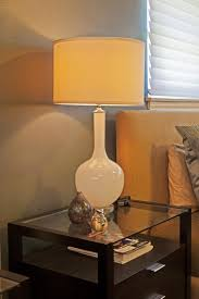 End Table With Attached Lamp by Wood End Table With Lamp Attached House Design Spectacular End