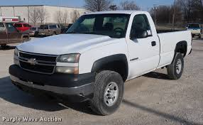 2006 Chevrolet Silverado 2500HD Pickup Truck | Item DF3562 |... Chevy 2500 Duramax Diesel 4x4 Chrome Delete Wrap Used 2012 Chevrolet Silverado 2500hd Service Utility Truck For Gmc Bifuel Natural Gas Pickup Trucks Now In Production 072016 Silverado 3500 Led Light Mounts Brackets By 2017 Chevrolet Hd Drive Review Car And 2018 New 4wd Crew Cab Standard Box High Arb Deluxe Modular Winch Bumper For 2015 Best Truck Bedliner 52018 2500 With Buyers Guide How To Pick The Gm Drivgline 2019 3500hd Heavy Duty Lexington Dan Cummins