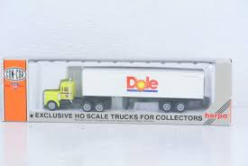 100 Ryder Truck ConCor HO Dole Ing Tractor Sea Container New MIB