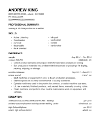 Vensure Hrinc Sampler Resume Sample