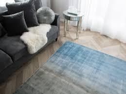 teppich ercis grau blau 200x300 cm ch