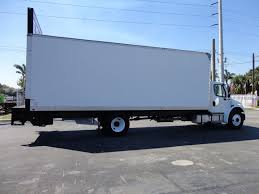 100 26 Ft Truck 2012 Used Freightliner BUSINESS CLASS M2 106 25950LB GVWR UNDER CDL
