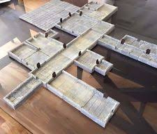 3d Dungeon Tiles Uk by Dungeon Tiles Dungeons Dragons Ebay