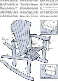 100 Wooden Dining Chairs Plans Secrets Adirondack Chairs Blueprints Rocking Chair Plans