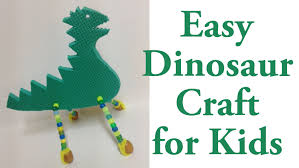 Dinosaur Craft For Pre School Homeschool Daycare And Teachers