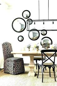 Animal Print Dining Room Chairs Luxury Zebra Chair Covers Ideas Of Table With