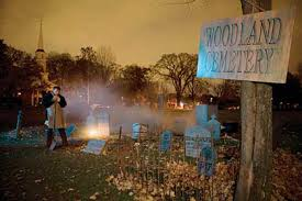 Halloween At Greenfield Village 2014 by A Motor City Year Wayne State University Press