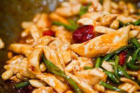 cuisine thailandaise recette recette poulet sauté à la sauce d huître recettes asiatiques