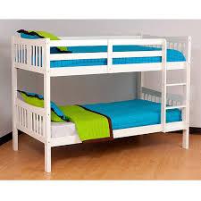 storkcraft caribou bunk bed white kids teen rooms walmart