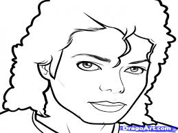 More Images Of Michael Jackson Coloring Pages