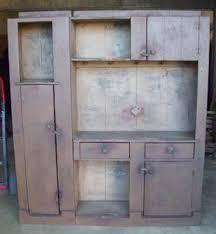 Primitive Decor Kitchen Cabinets by 215 Best Pieces I Love Images On Pinterest Primitive Cabinets