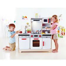hape all in 1 wooden kids kitchen kidzinc australia online toys