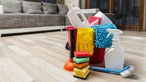 zum putzen braucht nur drei reiniger