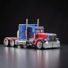 Amazon.com: Transformers Movie Anniversary Edition Optimus Prime ...
