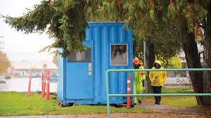 100 Shipping Container Cottage Container Housing For Homeless Coming To Courtenay