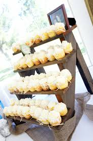 Rustic Cupcake Stand Via Etsy OOooo Im Really Liking