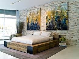 Edge Bed Contemporary Bedroom