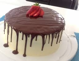 erdbeer sahne torte kalorienbomben