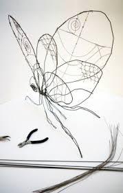 Lesson Plan KS3 4 Art Wire Work