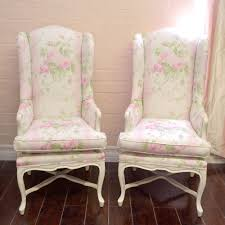 Shabby Cottage Chic Pair Pink White Striped Floral Armchairs Roses ... Shabby Chic Sofas And Chairs Tags 30 Marvelous Stunning Upholstered Armchairs Upholsteredarmchairs Fniture Comfortable In Variation Style Best 15 Of Covers Sofa Sofa Astonishing Kaufen Top Regal Armchair Unni Evans Home Complete With Wooden Coffee Photo Ideas Loveseats 49 Best Our Images On Pinterest Chic Fniture