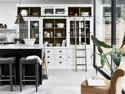 White Kitchen Idea Chic Stylish And Modern White Kitchen Ideas Livingetc