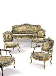 mobilier canapé brochure mobilier de salon composé d un canapé et de quatre