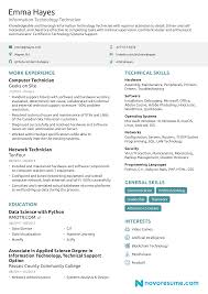 IT Resume For 2019 - Professional Examples & Guide 40 Hobbies Interests To Put On A Resume Updated For 2019 Inspirational Good On Atclgrain 71 Elegant Photos Of Examples With And Sample Graduate Cv Academic Research Positions Resume I Need A New Hobby Or Interest And List In What To Your Writing Save Job Rumes How Write Beginners Guide Novorsum Best Event Planner Example Livecareer Of Or 20 For